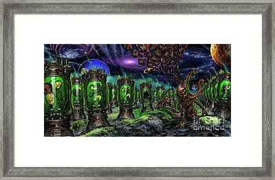 Breeding On Other Lands Framed Print