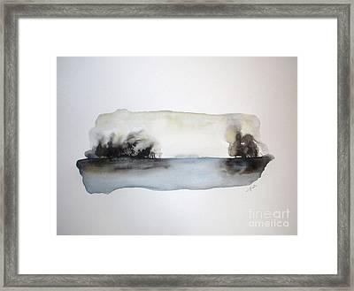 Breeze Framed Print by Vesna Antic