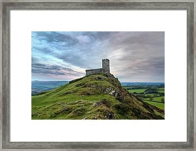 Brentor - Dartmoor Framed Print