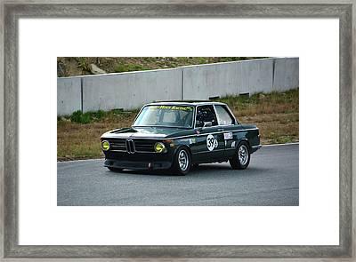 Breu Hous Racing Framed Print
