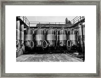 Brewery  Framed Print by Alex Peralta