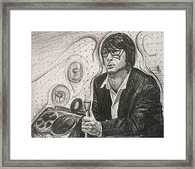 Brian Wilson 1 Framed Print