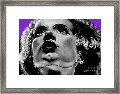 Bride Of Frankenstein Signed Prints Available At Laartwork.com Coupon Code Kodak Framed Print