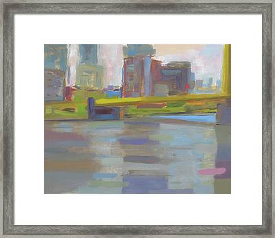 Bridge Framed Print by Chris N Rohrbach