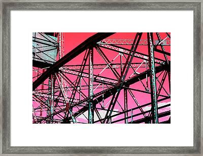 Bridge  Frame -  Ver. 10 Framed Print