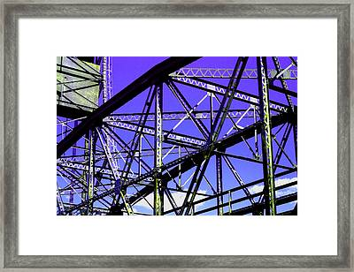 Bridge  Frame -  Ver. 6 Framed Print