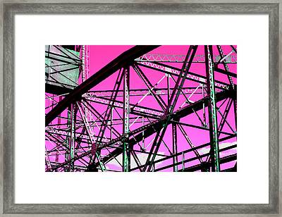 Bridge  Frame -  Ver. 9 Framed Print