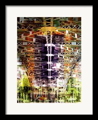 Marko Mitic Visual Art Framed Prints