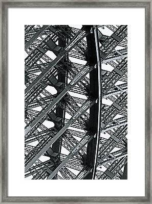 Bridge No. 7-1 Framed Print