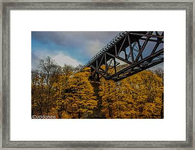 Bridge Of Size Framed Print