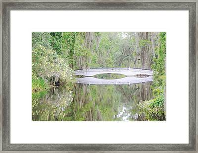 Bridge Over1 Framed Print
