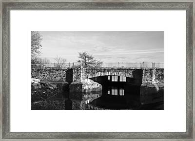 Bridge To Heaven Framed Print