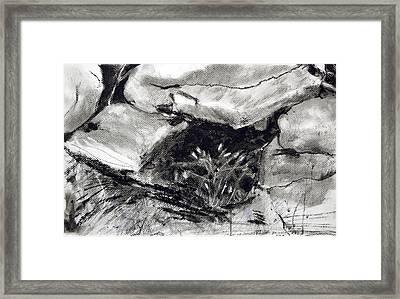 Bridget's Well Framed Print