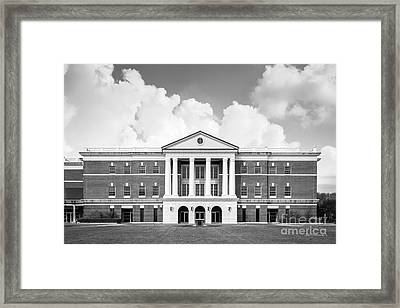 Bridgewater College Mc Kinney Hall Framed Print