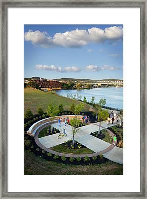 Bridgewater Crossing 2  Framed Print