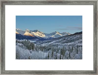 Briggs Framed Print by Ed Boudreau