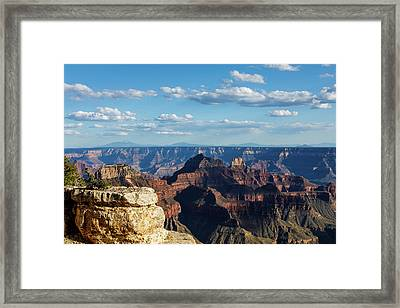 Bright Angel Point Framed Print by James Marvin Phelps
