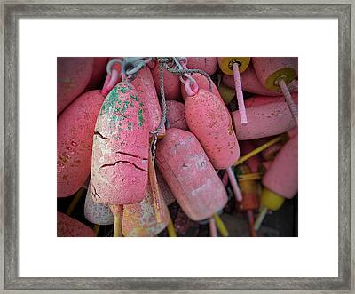 Framed Print featuring the photograph Bright Bunch by Olivier Calas