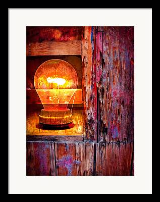 Light Photographs Framed Prints