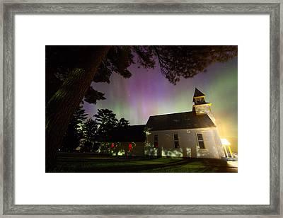Bright Service  Framed Print by Lorraine Matti