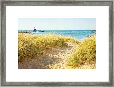 Bright Sunshiny Day Framed Print