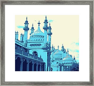 Brighton Pavilion Framed Print
