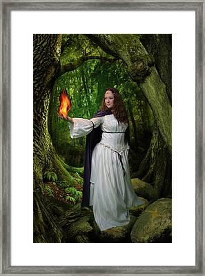 Brigid Framed Print