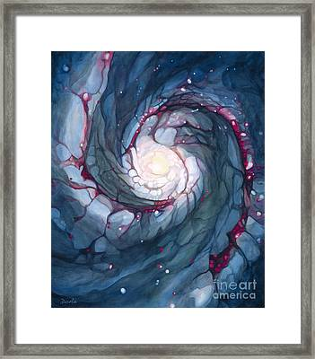 Brigid The Goddess Of Fire Poetry And Healing Framed Print