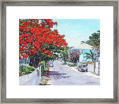 Briland Today Framed Print