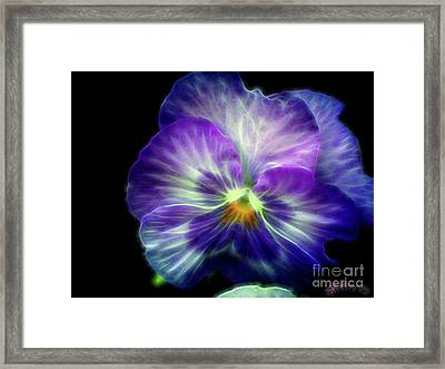 Brilliance  Framed Print