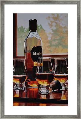 Bring Enough To Share Framed Print