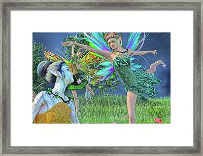 Bring Me Back To Life Framed Print