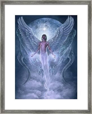 Bringer Of Light Framed Print