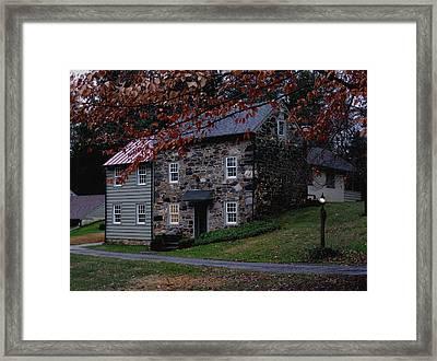 Brintons Bridge Road Home Framed Print