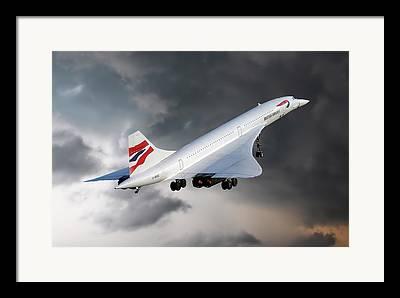 Airways Framed Prints