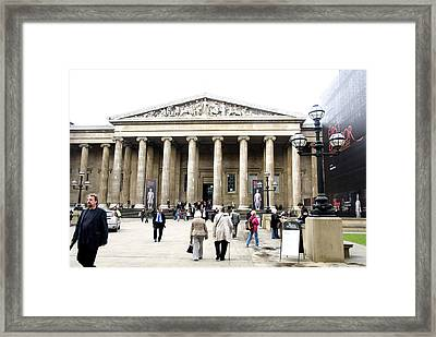 British Museum 3752 Framed Print by Charles  Ridgway