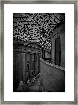 British Museum Framed Print by Martin Newman