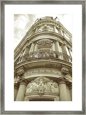 British Relief Framed Print by JAMART Photography