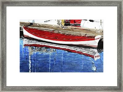 Broad Daylight Framed Print by Perry Woodfin