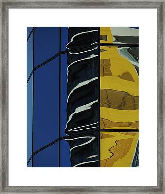 Broadbeach Reflections 2 Framed Print