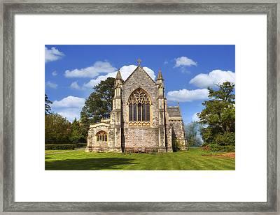Brockenhurst - Hampshire - Uk Framed Print by Joana Kruse