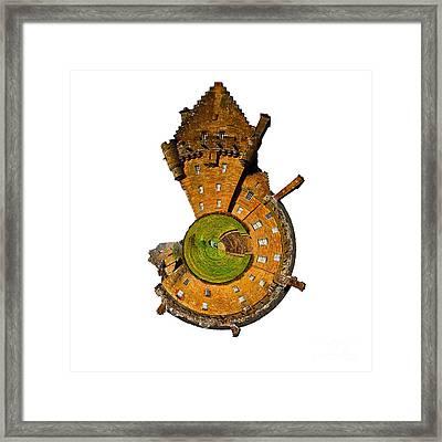 Brodick Castle Framed Print