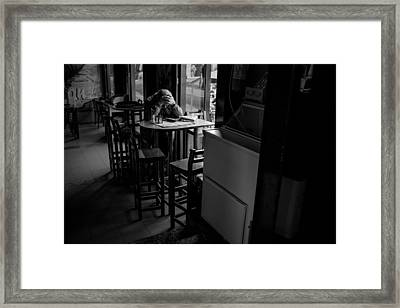 Framed Print featuring the photograph Broken Dreams by Antonio Jorge Nunes