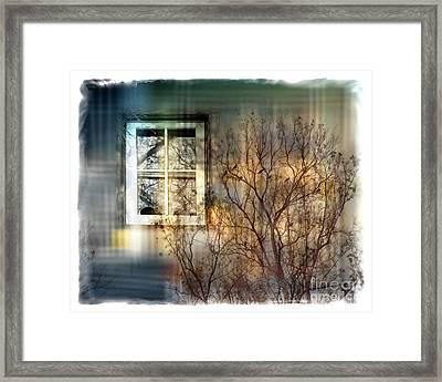 Broken Dreams Framed Print by Chuck Brittenham