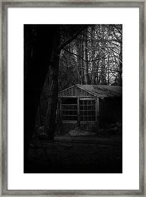 Broken Framed Print by Karol Livote