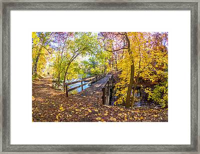 Bronxville  Framed Print by June Marie Sobrito