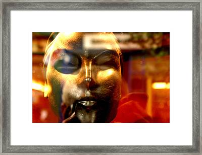 Bronzed 2 Framed Print by Jez C Self