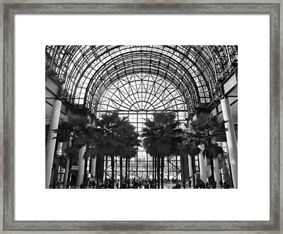 Brookfield Place Framed Print