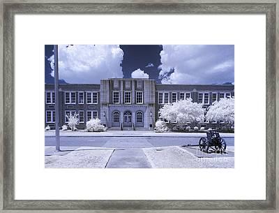 Brookland-cayce Hs-ir Framed Print