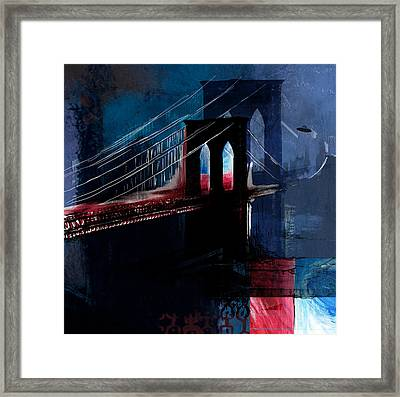 Brooklyn 199 4 Framed Print